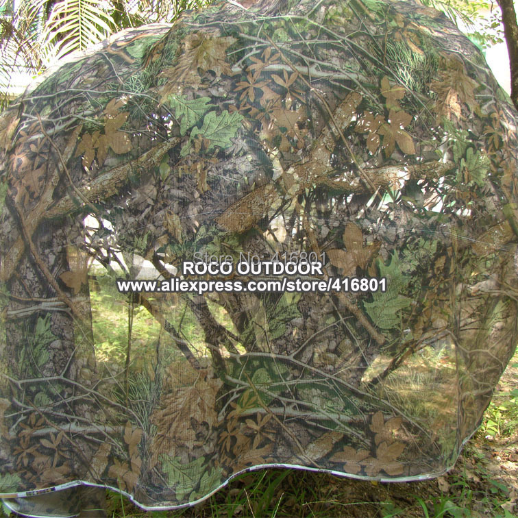 blinds camouflage leaves item fishing outdoor shooting bionic tree for from great camping sunshade in hunting and net loogu sports e camo sun shelter