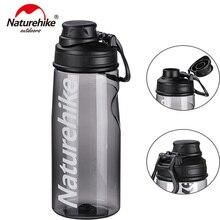 Naturehike 700 мл Тритан™Спортивная бутылка для воды на открытом воздухе велосипед Бег Туризм Бутылка портативная легкая бутылка для воды NH19S005-H