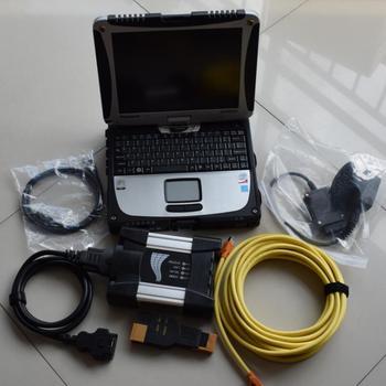 ¡Novedad de 2019! escáner Icom next A + B + C para BMW Icom con el último Software HDD para ordenador portátil Panasonic CF-19 4G con 3 años de garantía
