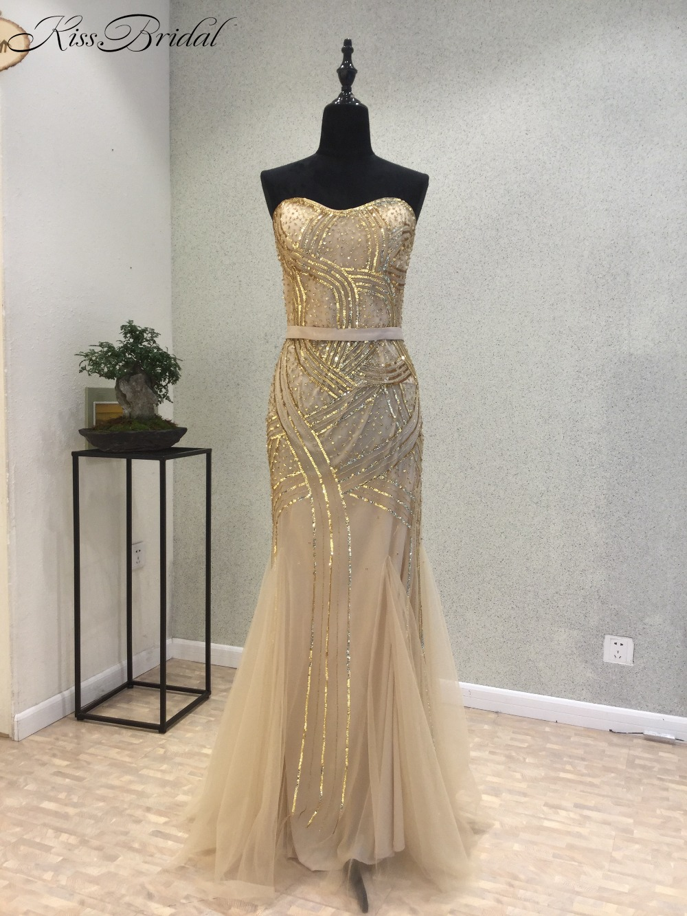 New Design Long   Evening     Dress   2018 Sweetheart Off the Shoulder Zipper Back Floor Length Beading Tulle Mermaid Prom   Dresses