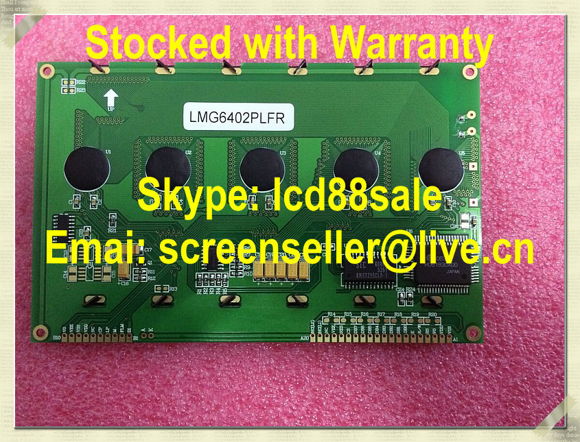 best price and quality  new  LMG6402PLFR   industrial LCD Displaybest price and quality  new  LMG6402PLFR   industrial LCD Display