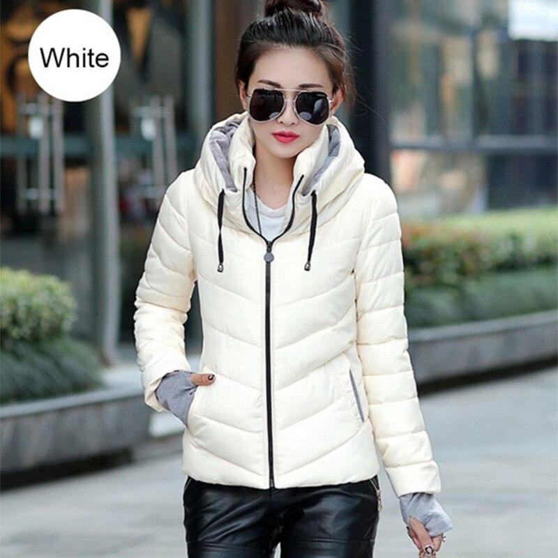 ZOGAA 2018 Winter Jacket Women   Parka   Winter Outerwear Plus Size S-3XL Full sleeve Thick Cotton Casual Jacket Slim Coat
