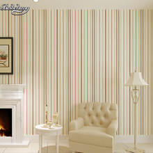 Plain Paper Striped Wallpaper Mediterranean Style Vertical Striped Bedroom Living Room TV Sofa Background Wallpaper 0 53 10 roll colorful brick wallpaper tv sofa backdrop mediterranean wall paper for bedroom living room home decoration