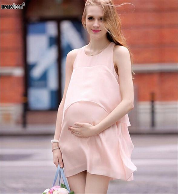Fashion Sleeveless Chiffon