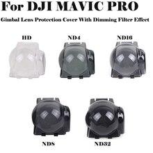 Mavic Pro Protetor de Tampa de Proteção Da Lente UV Com ND4 Cardan ND8 ND16 ND32 Efeito de Filtro Para Mavic Pro Zangão DJI acessórios