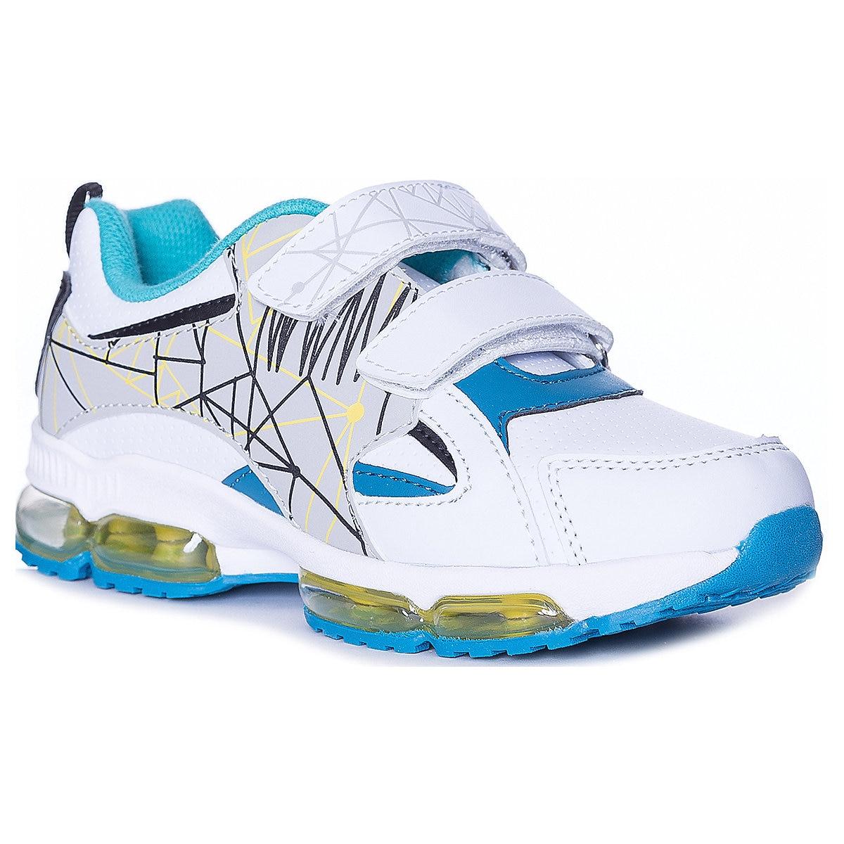 KAKADU Kids' Sneakers 10696124 Shoes Footwear Sport White Boys Spring/Autumn