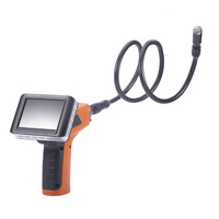 8803AL Professional Industry камера Borescopes 3,5 ЖК дисплей Эндоскопа Инспекции Видео обслуживание и ремонт автомобиля инструмент