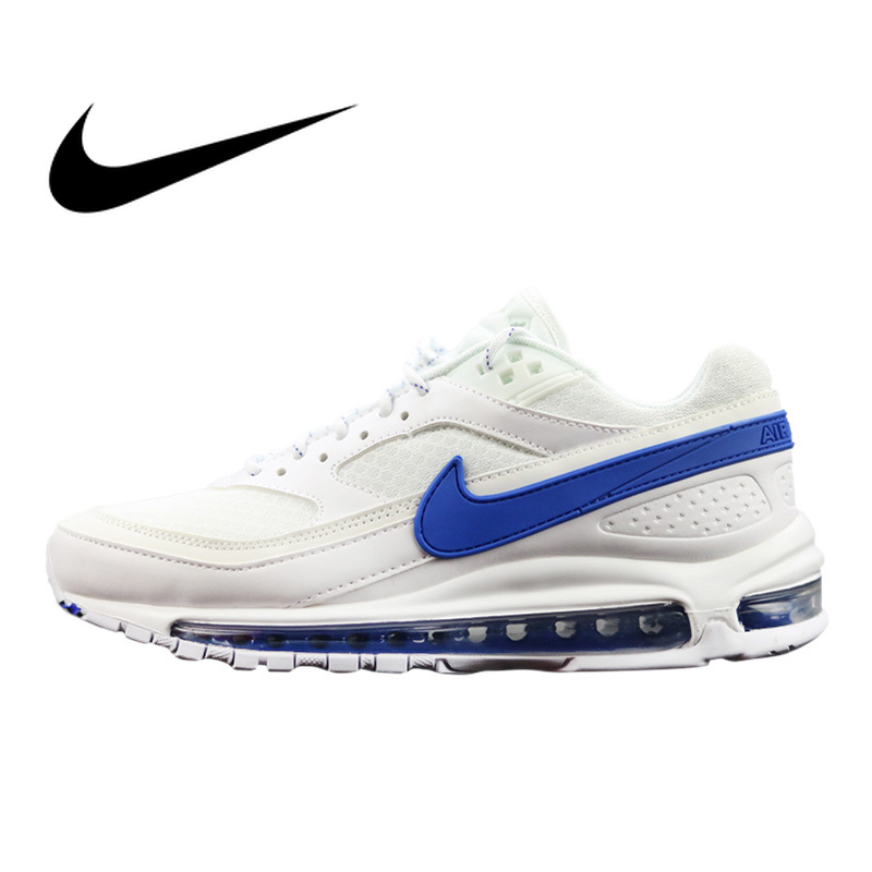 Nike Air Max 97 BW X Skepta Herren Laufschuhe Sport Outdoor Turnschuhe Classic Athletic Designer Schuhe 2019 Neue AO2113 100