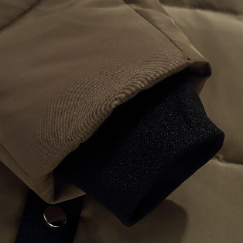 D'hiver Noir Capot Qualité kaki Bas Canard Casual Manteau Top Chaud Vêtements bleu De Épais À Duvet Hommes 90 Vers bourgogne Le Homme Blanc Long Veste Noir dqnBvZ