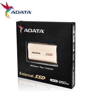 Image 5 - Adata se730 250g 512g 외부 솔리드 스테이트 드라이브 usb 3.1 3d nand 플래시 windows mac 용 내구성 향상 최대 500 메가바이트/초