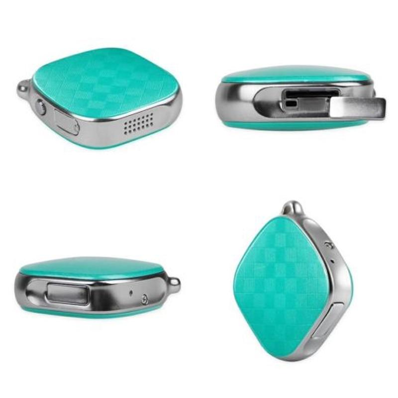 APRICOTCAR Mini Miniature GPS Tracker Children Old Man Pet Satellite Locator GSM GPRS Wifi Car Real time Tracking Alarm New - 2