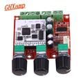 Ghxamp 2 1 Bluetooth сабвуфер усилитель динамик плата 15 Вт * 2 + 30 Вт TPA3110 цифровой активный без потерь компьютер звуковой усилитель
