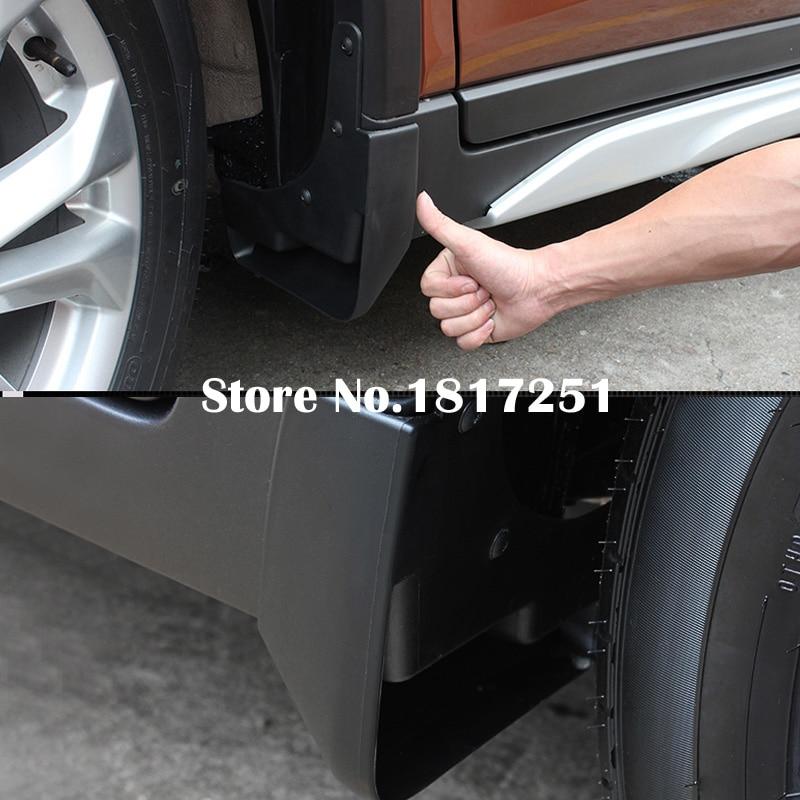 Estilo do carro Para nissan x-trail x trail t32 Mud Flaps Splash - Peças auto - Foto 6