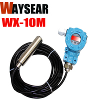 water level Transmitter/ in put level sensor hydrostatic level transmitter level gauge Liquid depth tester Water Range 10 meters