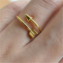 Hunger Games Adjustable Arrow Ring (3 Types)