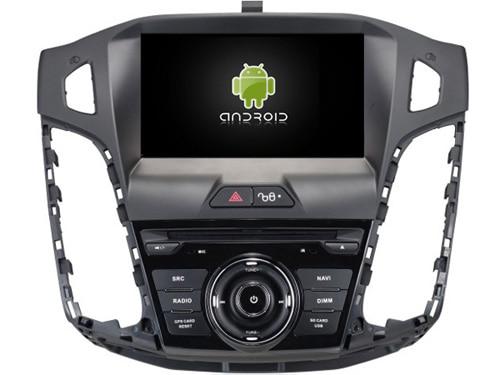 Navirider Android8.0 радио магнитофон octa Core 4 ГБ оперативная память 32 ГБ Встроенная с ips экран для FORD FOCUS 2012 Популярные головное устройство