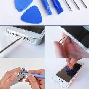 Image 5 - 8 trong 1 Điện Thoại Di Động Mở Nâng Lên Điện Thoại Di Động Công Cụ Sửa Chữa Kit Tô Vít Set Cho Iphone Samsung Phụ Kiện Bó Herramientas