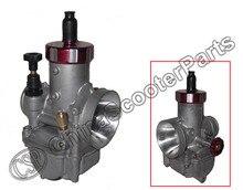 PE 30  30MM Carburetor for Keihin Koso OKO CNC Red Screw