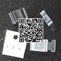 5 set/lote solución de piezas para iphone 5 5g retroiluminación retroiluminación ic sub-23 12 pines + retroiluminación de diodos D1 + backligth bobina L3 y filtros