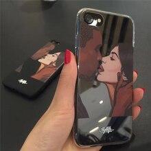 Kanye West And Kardashian iPhone Case
