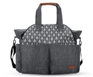 Bolso de viaje para cambiador de bebé, bolsa de pañales de maternidad, organizador, bolso de bebé, bolsos de mensajero para cochecito, bolsos para mamás