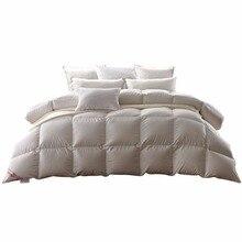 SNOWMAN постельные принадлежности 100% хлопка крышки Гусиный пух три Размер Одеяло/Одеяло/Одеяло, домашний текстиль
