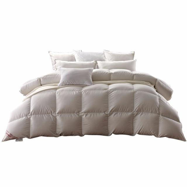 aliexpress : buy snowman bedding 100% cotton cover goose down