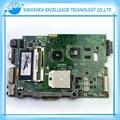 Original para asus k50ab k40ab mainboard 60-nvxmb1000-e14 07 anos cpu ddr2 100% laptop original motherboard