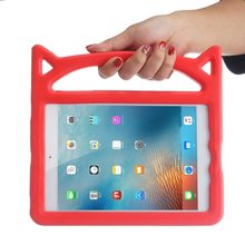 Devil Style Tablets PC Protective Case Kids Non-toxic EVA Handle Stand Cover Cases Suitable for iPad mini 1/2/3/4(China)