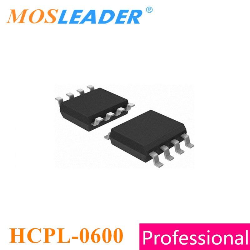 Mosleader HCPL-0600 SOP8 100PCS Replace Small Package 6N137 HCPL0600 EL0600 High Quality Bulk New Original