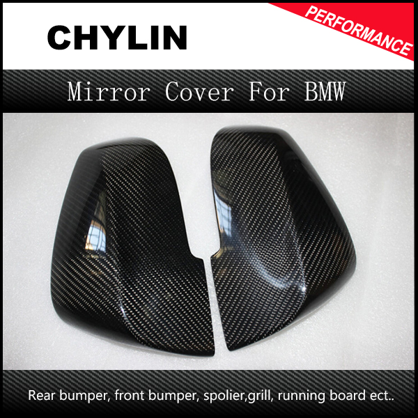F20 F22 F30 F31 F35 F34 F32 F33 F36 e84 Replacement Carbon fiber rear side door mirror cover covers for BMW 1 2 3 4 X f30 f21 carbon fiber replacement rearview door side wing mirror cover cpas for bmw f31 gt f34 f20 f21 f23 f32 f33 f36 x1 e84