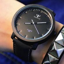 Reloj de Los Hombres de Primeras Marcas de Lujo Famoso Hombre Reloj de Las Mujeres Reloj de Cuarzo Reloj Relogio masculino Bajo valor Barato relojes Dial Grande