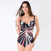 2017 New One Piece Swimsuit Monokini Bandage Women Swimwear Maillot De Bain Summer Lady Bathing Suit
