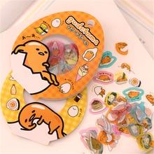 60 шт./упак.! Санрио Gudetama Lazy Egg уплотнения наклейки дневник этикетка наклейки пакет Декоративные Скрапбукинг стикеры сделай сам