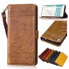 For Sony Xperia XA Case 5.0 inch Luxury Retro embossed Leather Wallet Protective Back Cover Phone Bags Cases For Sony Xperia XA