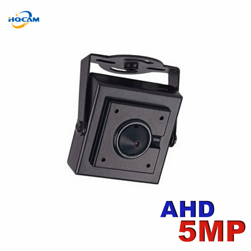 HQCAM AHD 5MP Mini AHD Camera 1/2.9 CMOS FH8538M + IMX326 AHD Camera Surveillance Indoor Camera 2560x2048 5.0MP Indoor AHD Cam ahd