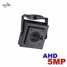 """HQCAM AHD 5MP Mini Macchina Fotografica AHD 1/2. 9 """"CMOS FH8538M + IMX326 AHD Fotocamera Telecamera di Sorveglianza Interna 2560x2048 5.0MP Indoor AHD Cam"""
