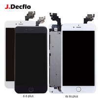 AAA Full Replacement LCD Touch Screen Digitizer For IPhone 6 6s 6 Plus 6s Plus Home