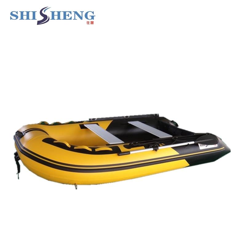 Parduodamas didelės spartos pripučiamas nešiojamasis kateris - Vandens sportas - Nuotrauka 4