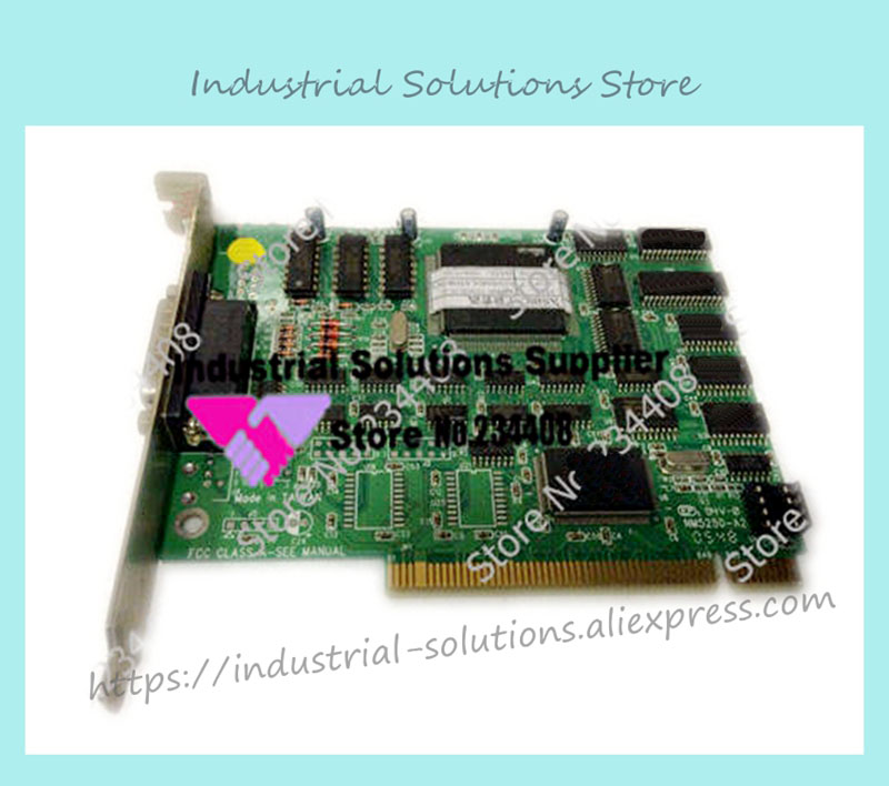 ASPIC AS/400 5250 5250EMULATOR/PCI 100% tested perfect quality interface pci 2796c industrial motherboard 100% tested perfect quality