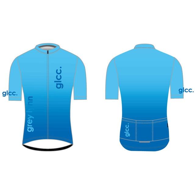Grey Lynn CC Custom Cycling Jersey Customized Cycling Clothing MTB Jersey Bicycle Clothes GLCC Jersey