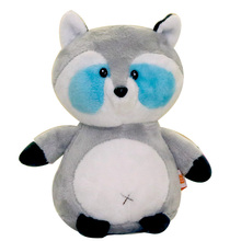 цены на Plush Stuffed Toy Stuffed Animals cute small Raccoon Baby Kids Toy for Christmas Birthday gift Small Soft Raccoon  в интернет-магазинах