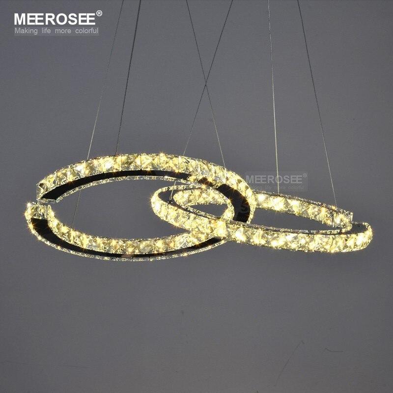 HTB1aGzzeOMnBKNjSZFoq6zOSFXae MEEROSEE Crystal Lighting Modern LED Diamond Pendant Light Fitting LED Crystal Fixture Lustres Hanging Drop abajur Lamp For Dini