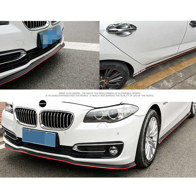 Detail Feedback Questions About Car Sticker 2 5m Car Protector Front