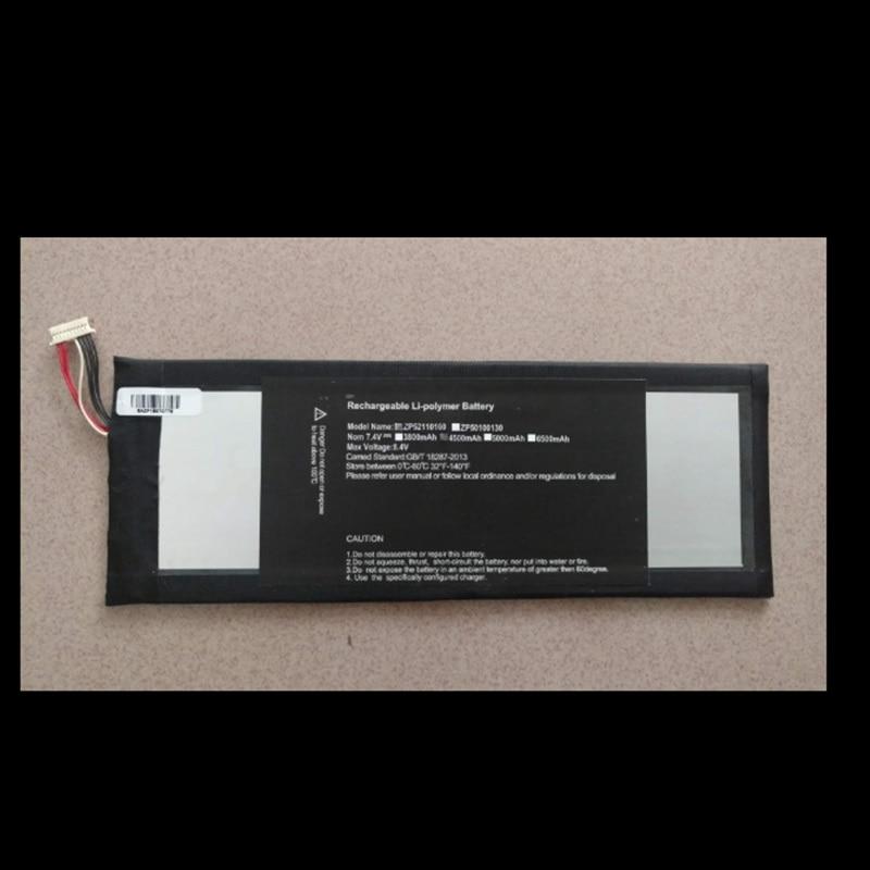 Batterie pour Jumper EZbook 3 Pro tablette PC EZbook3 nouveau li-po polymère Rechargeable accumulateur remplacement HW3487265 7.6 V 4500 mAh