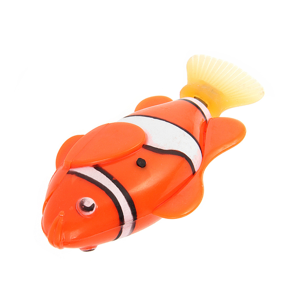 4 colors Robofish Activated Battery Powered Robo Fish Toy fish ...