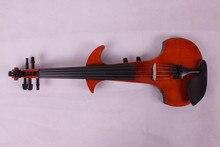 4/4 hohe qualität Barock rote Elektrische violine