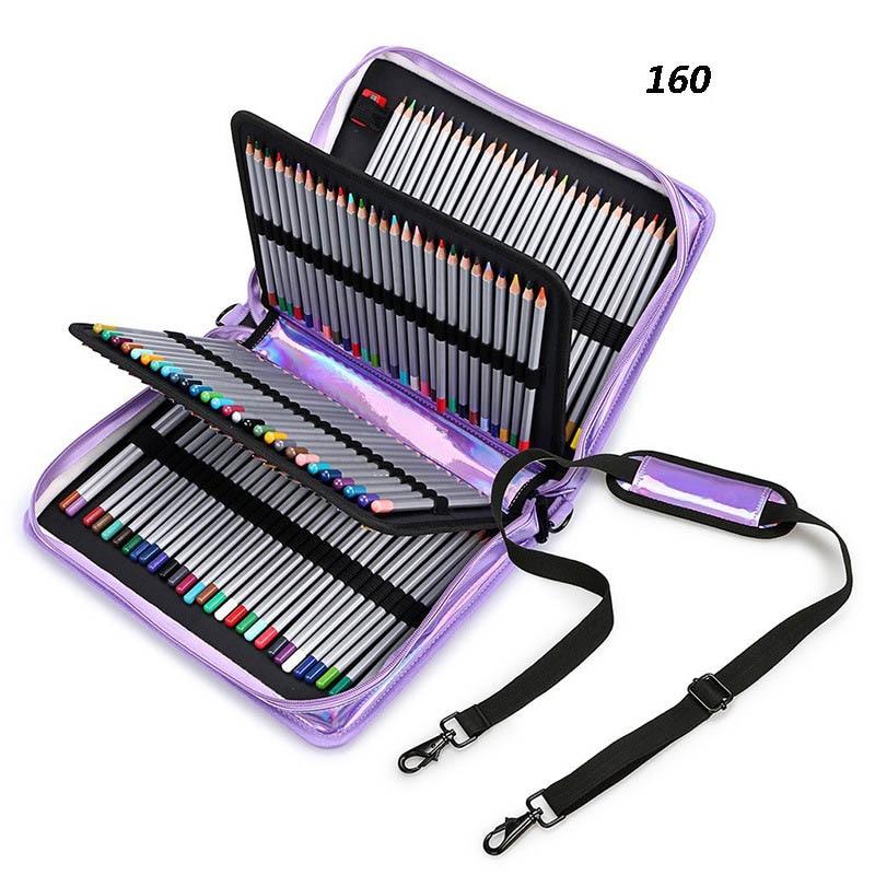 a laser 160 buracos grande pencilcase penal
