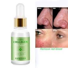 Six Peptides Serum Collagen Liquid Whitening Firming Skin Care Moisturizing Rejuvenating Face Lift Anti-wrinkle Cream vibrant glamour argireline collagen peptides face serum anti wrinkle ageless collagen essence lift firming moisturizer skin care