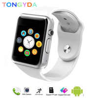 Bluetooth Smart Watch A1 Men Sport Wristwatch Support 2G SIM TF Card Camera Smartwatch For Android Phone PK GT08 DZ09 Q18 Y1 V8
